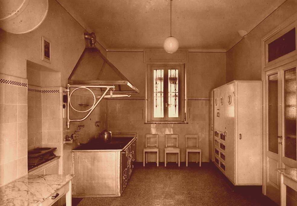 Cucina Anni 30. Migliore Cucina Anni Arredamento Moderno Cucina Anni ...